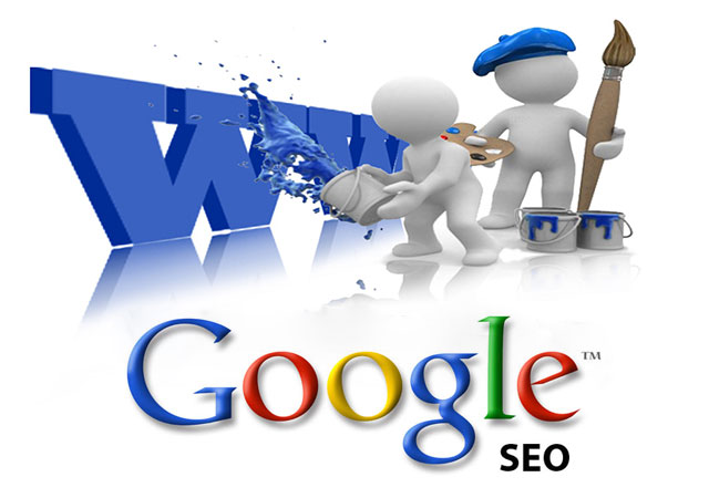 SEO web gia re