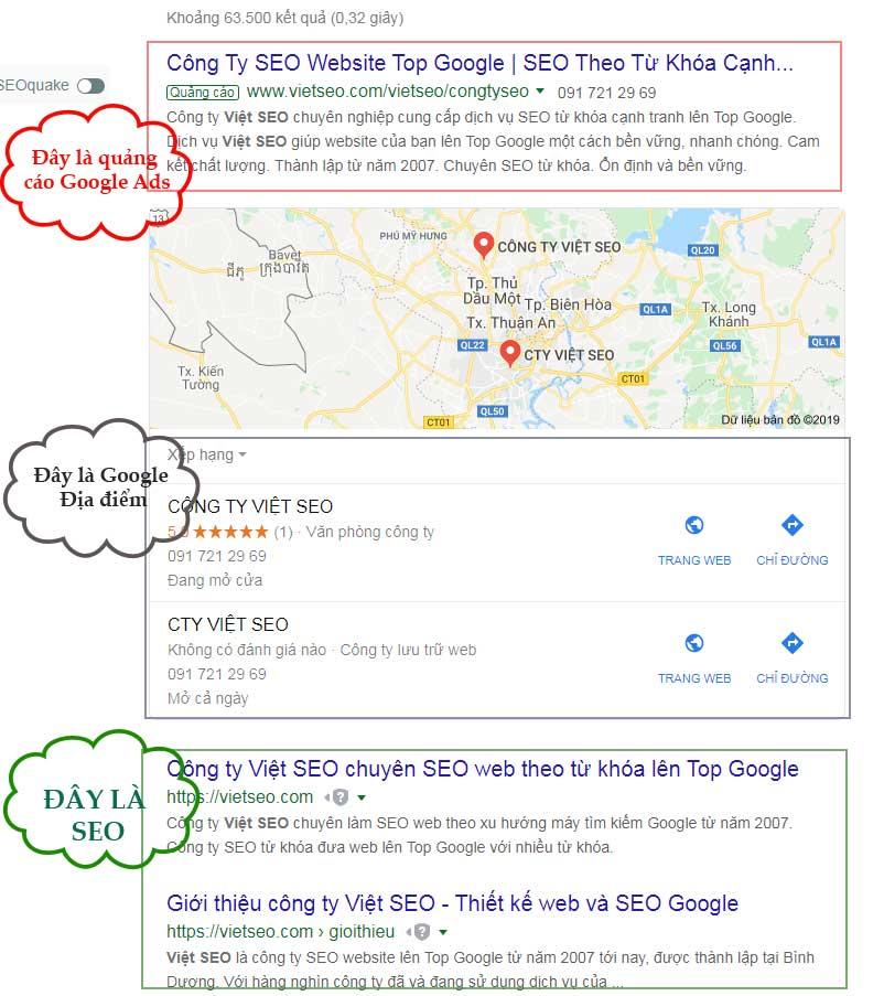 Dịch vụ seo tốt